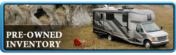 Check out our selection of pre-owned motorhomes!